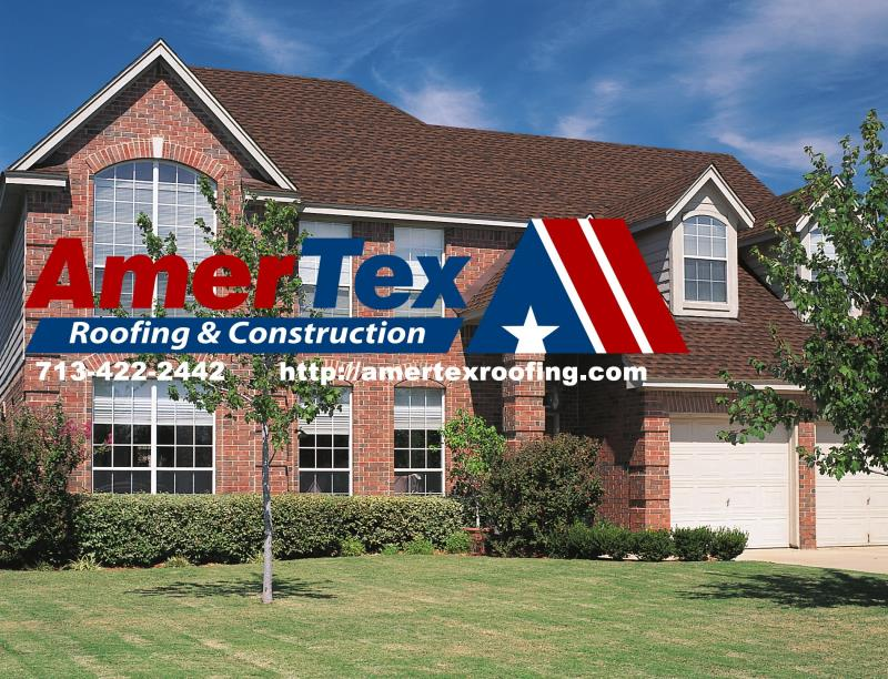 Ribbon Cutting Amertex Roofing & Construction